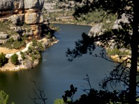 Lago Margalef