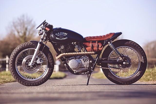 Sexta Insana Suzuki Gn 400 Old Empire Motorcycles