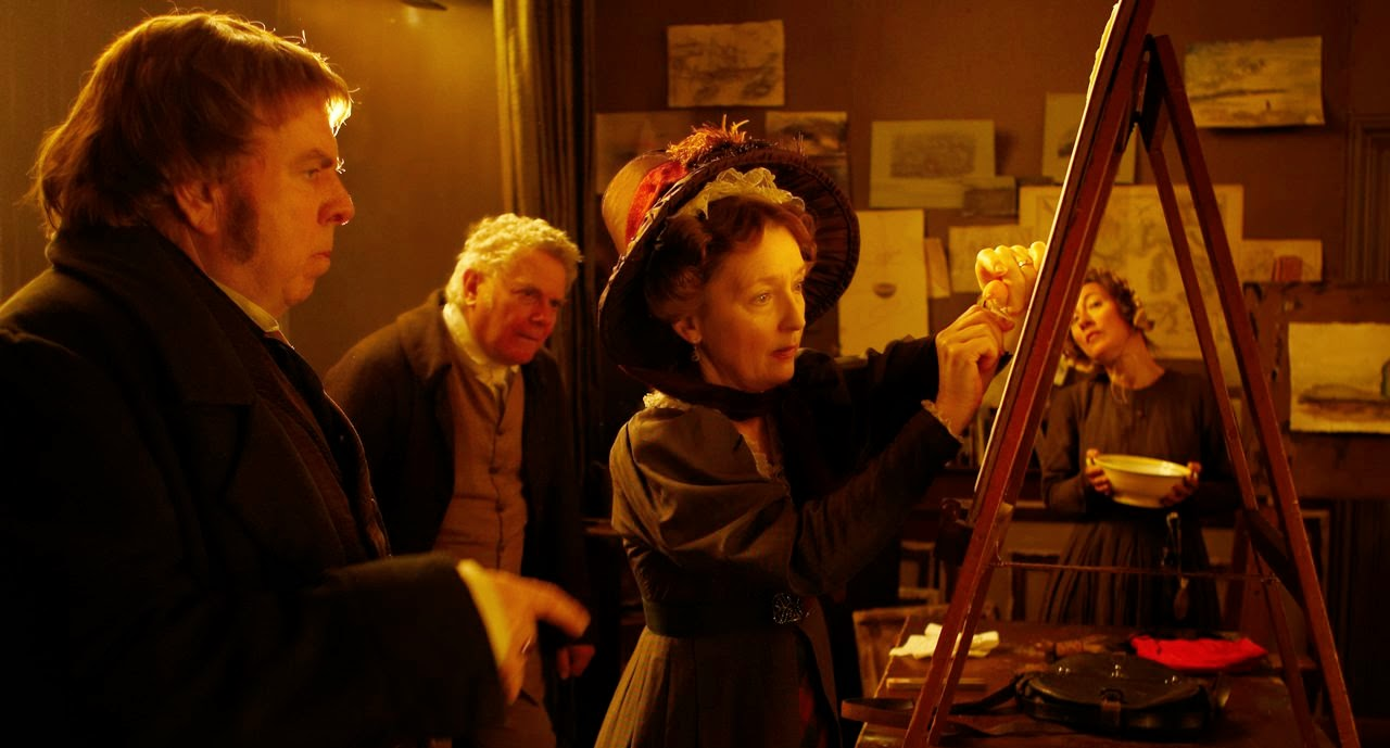 mr turner-timothy spall-paul jesson-lesley manville-dorothy atkinson