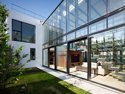 Rumah Modern Ala Jepang 2