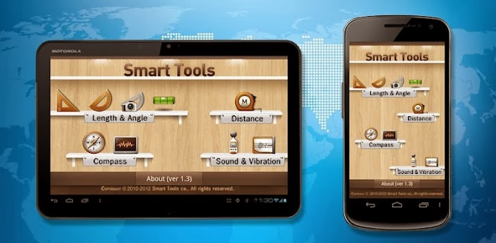 Download smart tools pro free apk for android terminal for Application miroir android