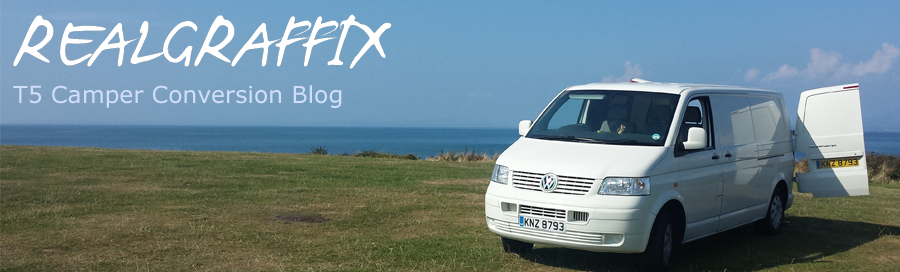 RealGrafix Blog – Campervan Build