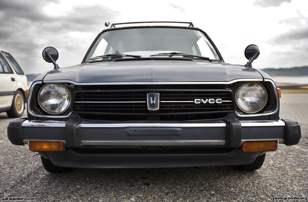 Honda Civic 1st gen