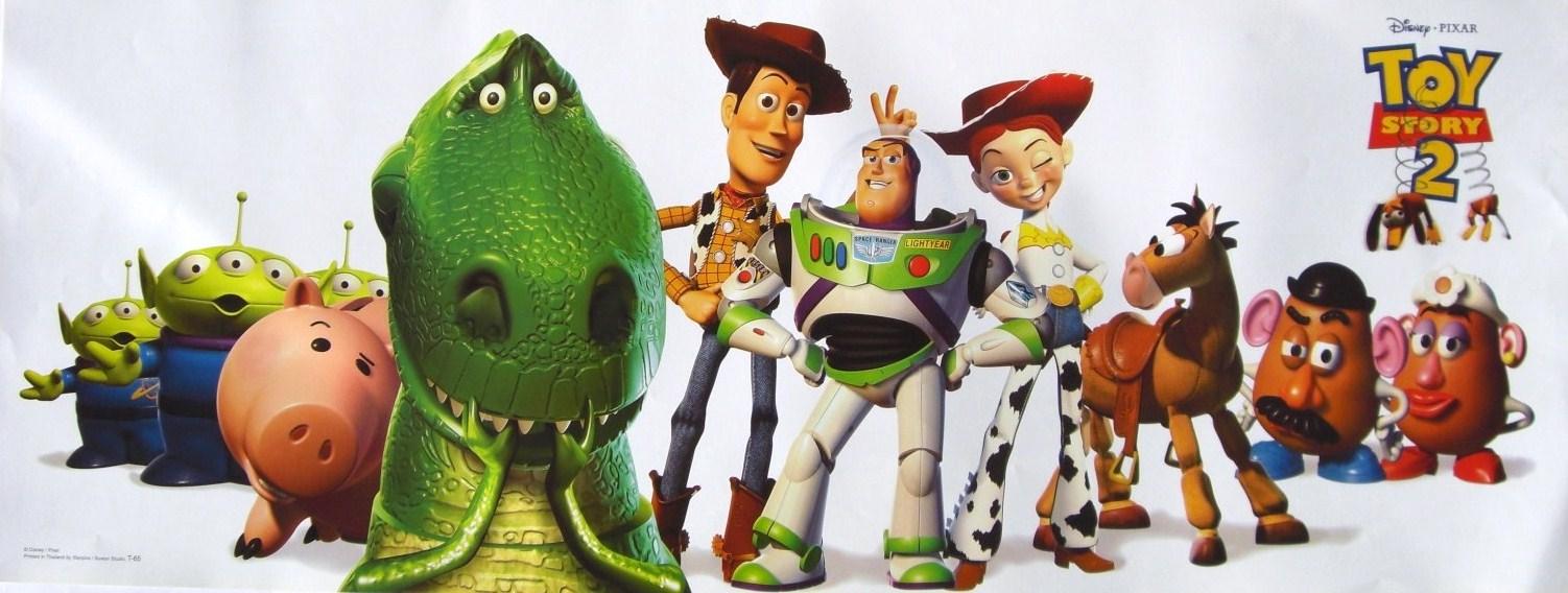 Los Personajes De Toy Story En Imagenes Para Imprimir