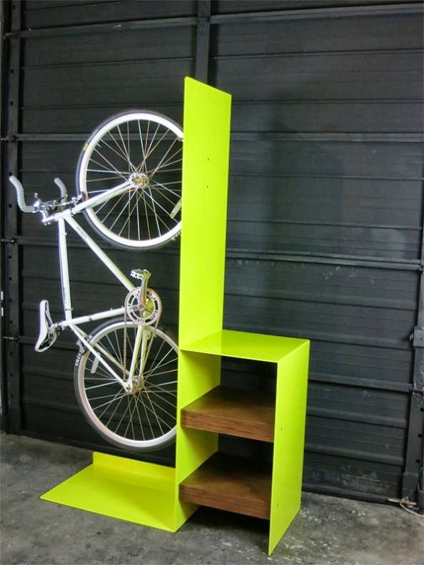 15 Innovative Bike Racks And Creative Bike Stands