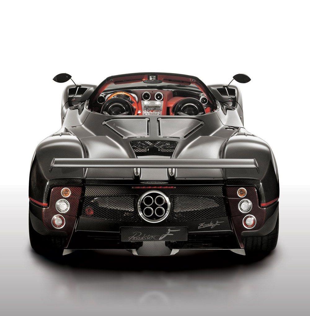 Pagani Zonda: Car Design: Pagani Zonda