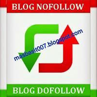 apa itu blog dofollow dan nofollow
