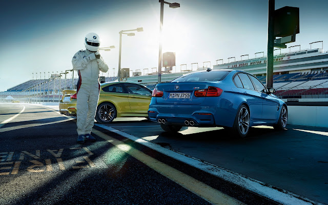 BMW M3 Y M4 OPTIMIZADOS POR B&B AUTOMOBILTECHNIK