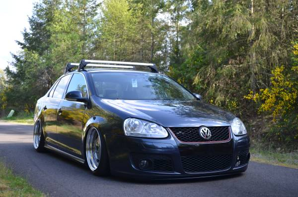 2006 vw jetta tdi bagged auto restorationice. Black Bedroom Furniture Sets. Home Design Ideas