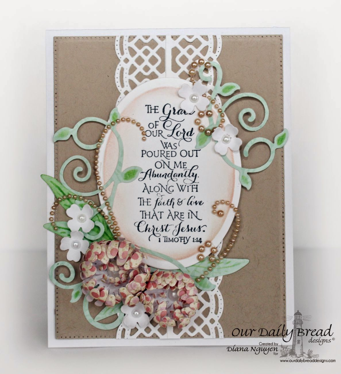 Diana Nguyen, Our Daily Bread Designs, Scripture Collection, Scripture
