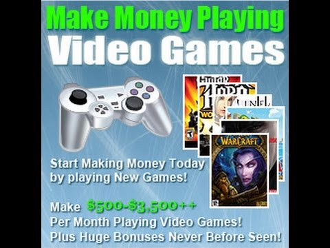 Get Paid to Test Games!