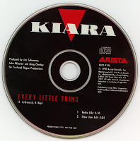 Kiara - Every Little Thing (Promo CDS) (1988)