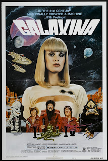 Movie poster with Dorothy Stratten