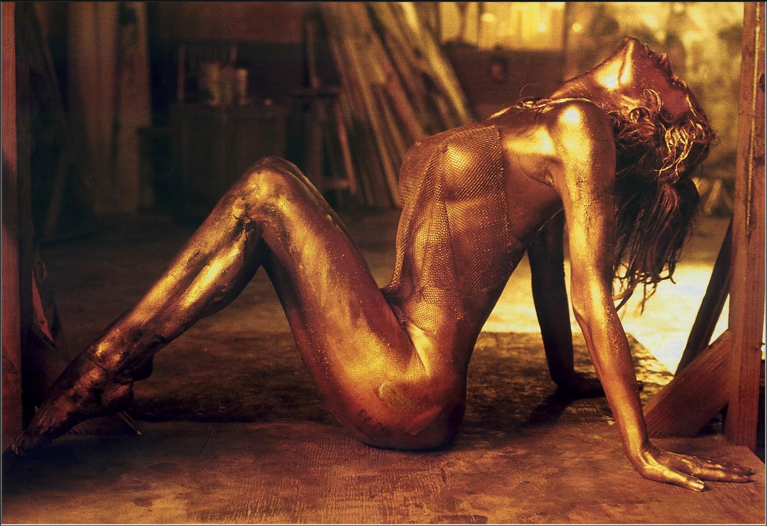 Consider, that Farrah fawcett naked