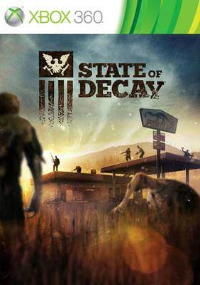 State of Decay XBOX 360 Game