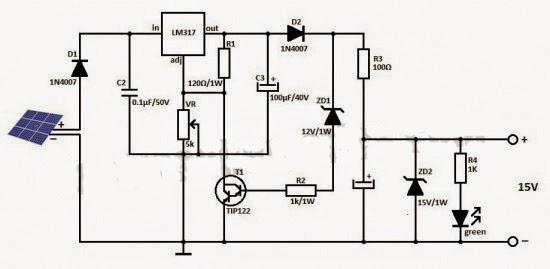 margiono abdil berbagi  merakit charger baterai 12 v