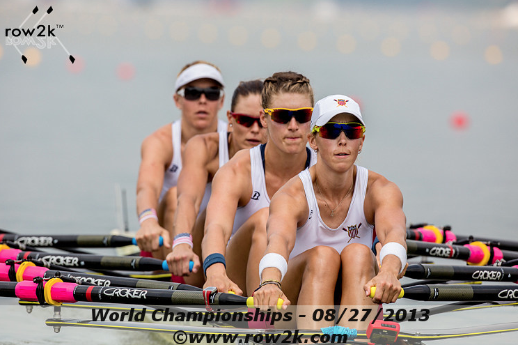 2013 World Rowing Champs
