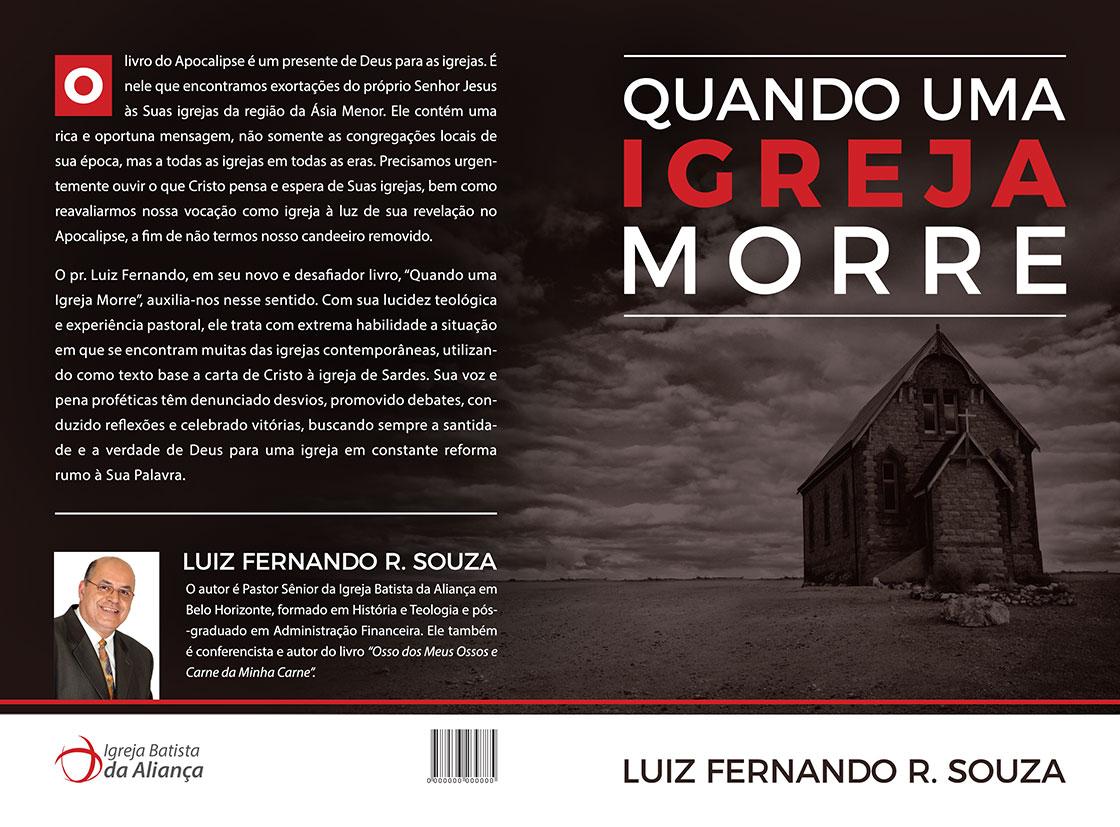 ADQUIRA O NOVO LIVRO DO PR. LUIZ FERNANDO