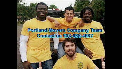 Portland Movers Company Team