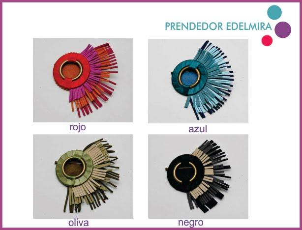PRENDEDOR EDELMIRA