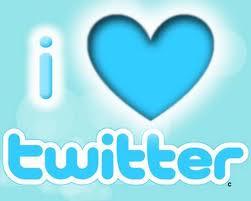 I love to tweet