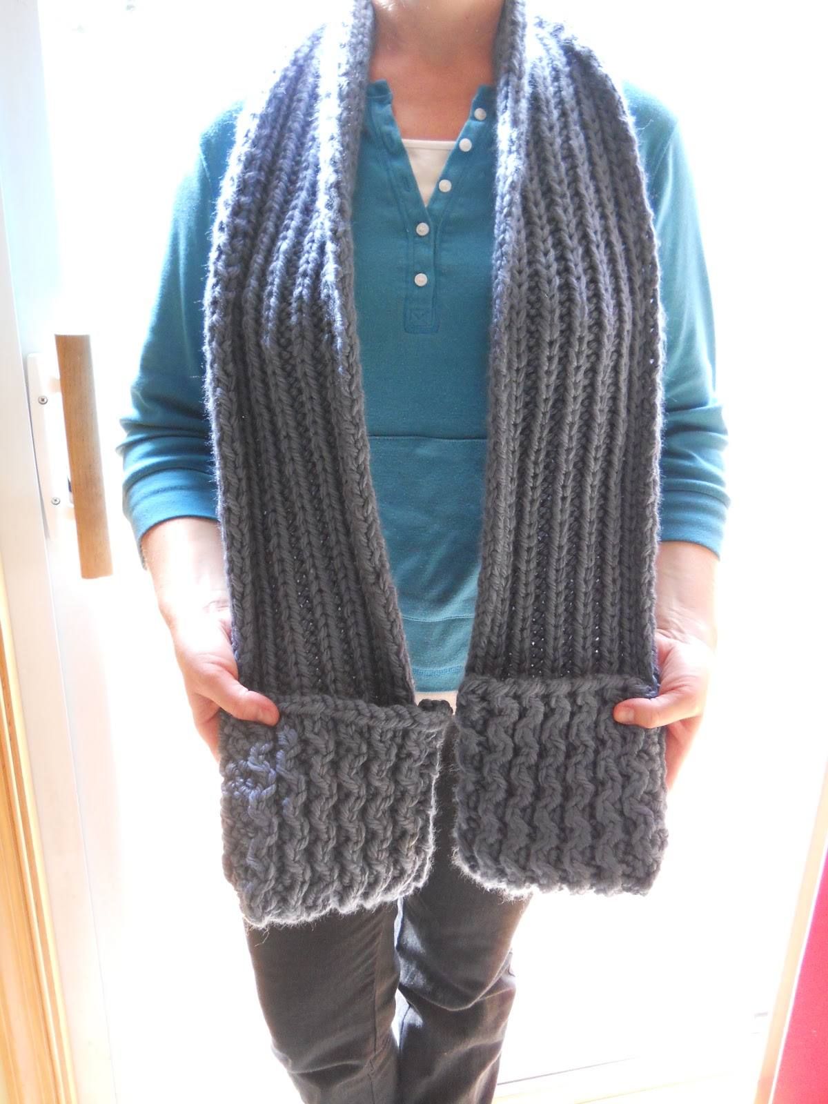Knitting Patterns Scarves With Pockets : Knitting with Schnapps: Introducing Rings of Love: A Cap Simple Enough for Be...