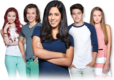 """The Kitchen Show Cast nickalive!: nickelodeon usa unveils official """"talia in the kitchen"""