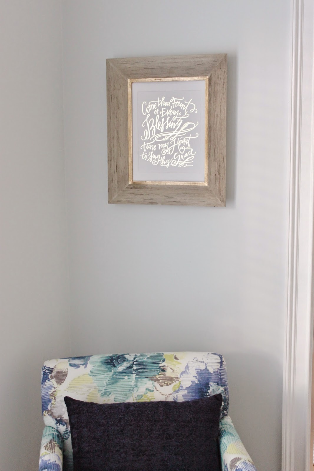 The Smitten Mintons: Home Office Reveal