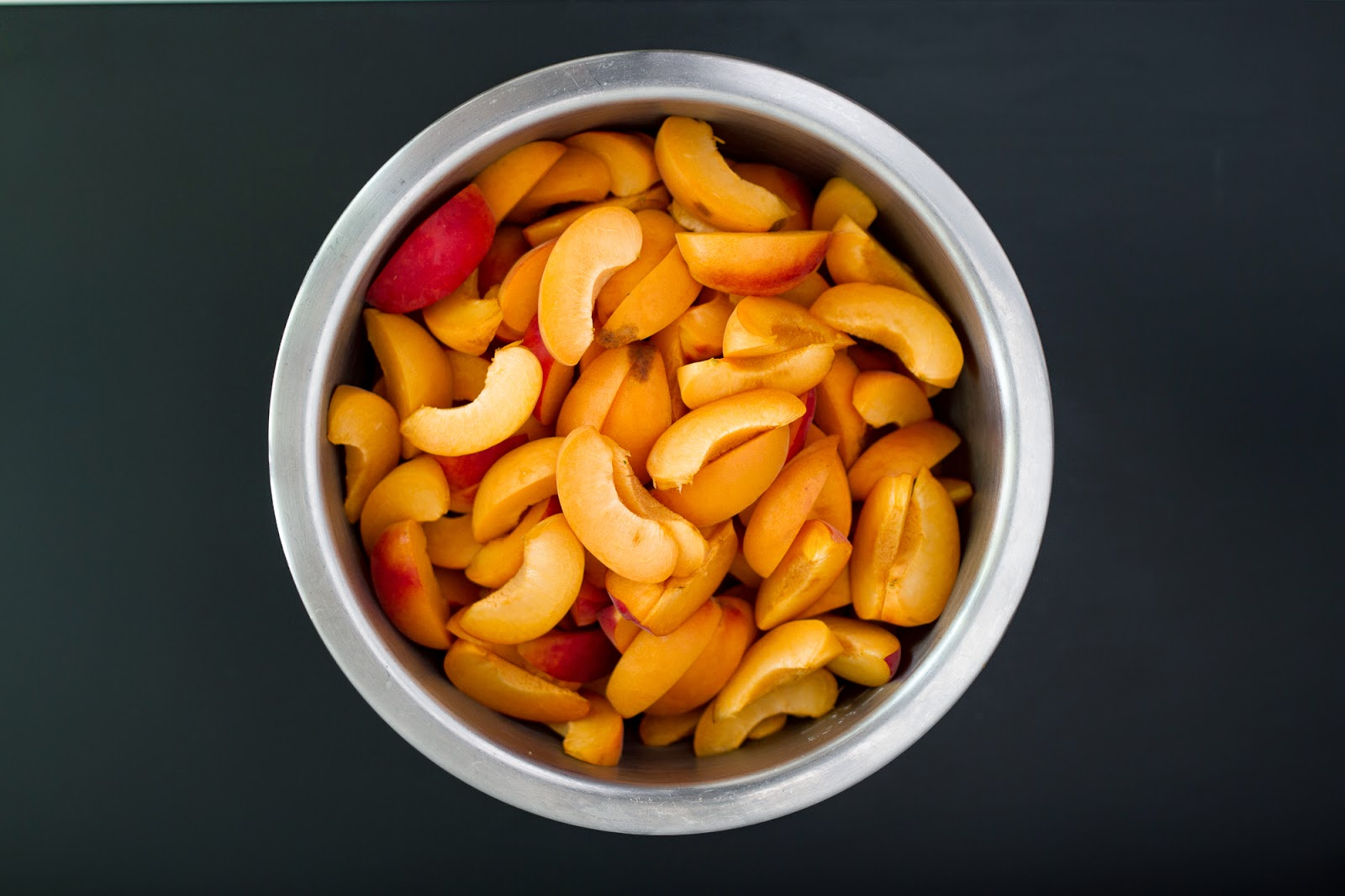 Sliced Apricots