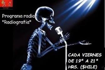 """PROGRAMA """"RADIOGRAFÍA"""""""