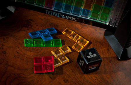 Tetris Link: El Tetris de mesa que estabas esperando!