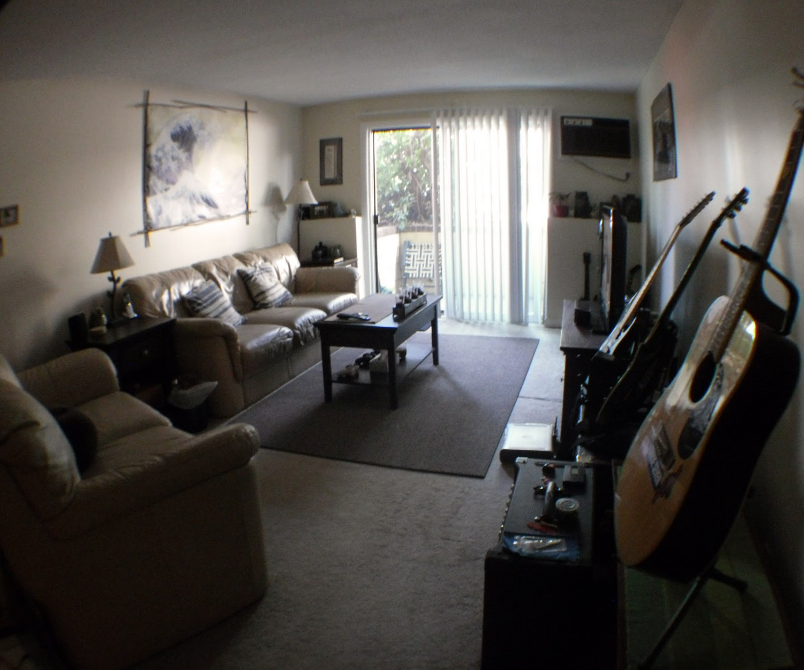 Vegging for health 102 apartment tour part iv living for Living room 102
