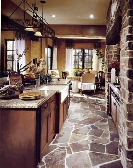 Http Mylittlesweethouse Blogspot Com 2013 11 The Beauty Of Tuscan Kitchen Html