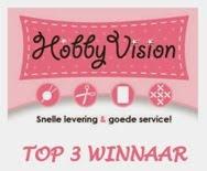 """TOP-3 Hobby Vision op 19-09 2017 (#65) """"Bomen voor Kerst"""""""