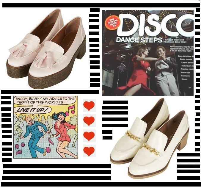 Disco They Do Six And A Half A Size Shoes