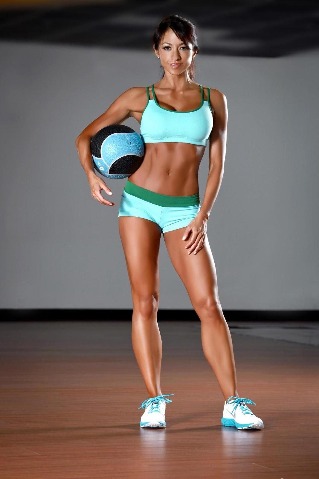 Fitness Women Calves Women Legs Calves Muscle