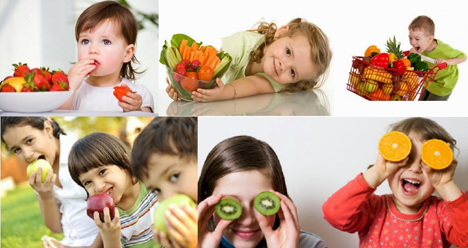 Nutrisi Sangat Penting Diawal Perkembangan Kanak-Kanak