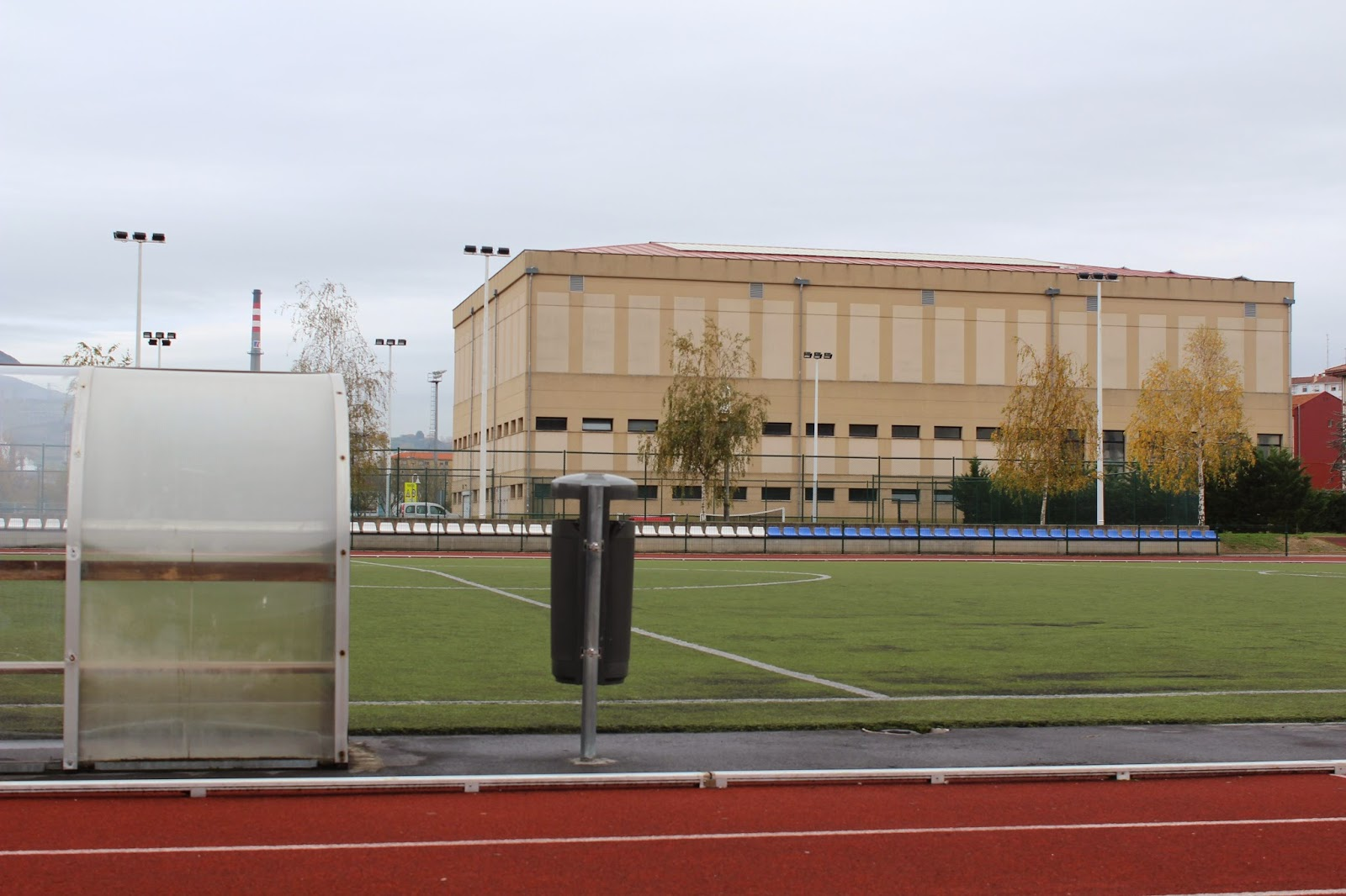 Polideportivo de Muskiz