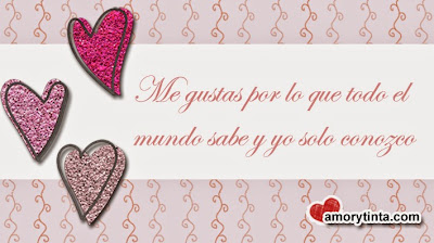 Frases de Amor romanticas