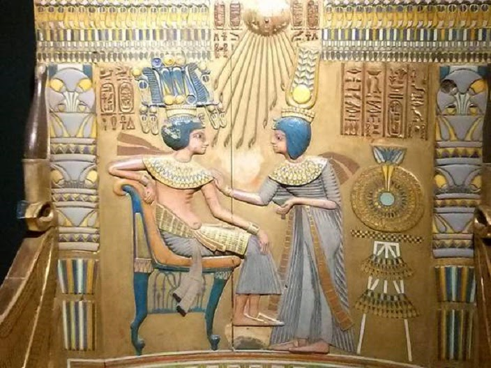 Tutankhamun's treasures at Egyptian Academy of Rome