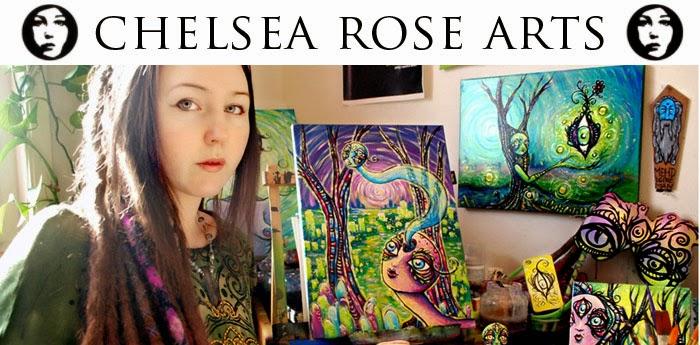 Chelsea Rose Fine Art