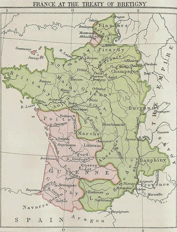 Treaty of Bretigny