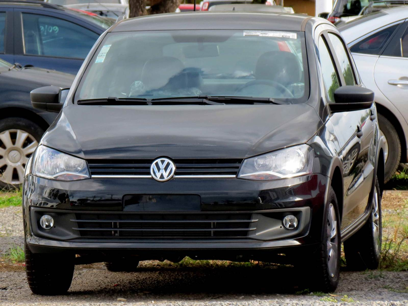 Volkswagen Gol Track 2015