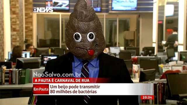 As piores fotos do Carnaval 2015 no Brasil