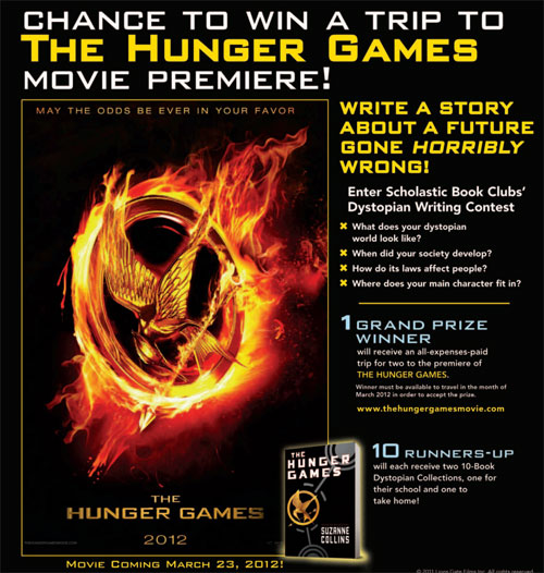 hunger games lessons january 2012