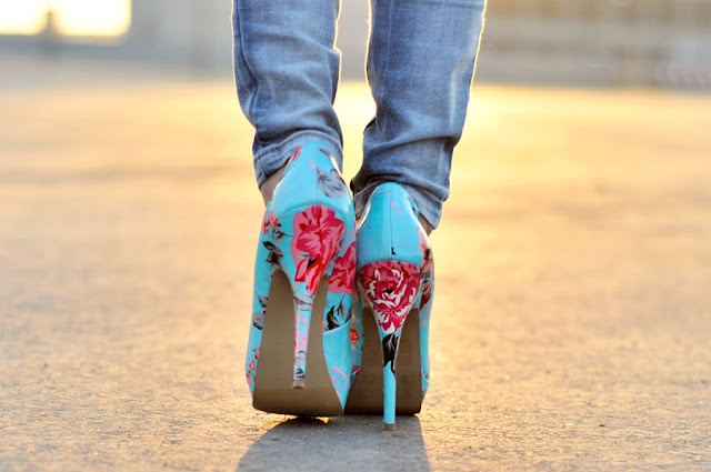 high heels centro