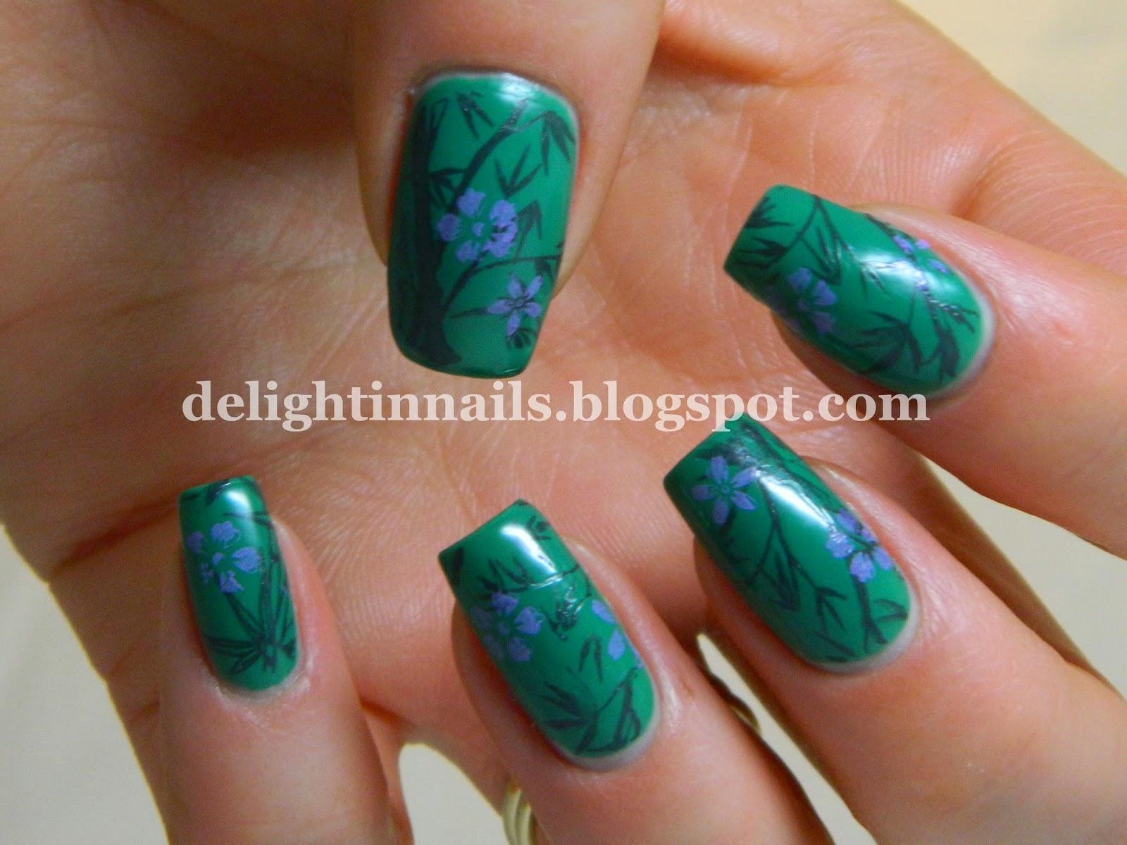 Delight In Nails: September 2014
