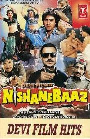 Nishane Baazi (1989) SL YT - Shakti Kapoor, Kader Khan, Anupam Kher, Sumeet Saigal