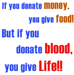nation world lifts blood donations