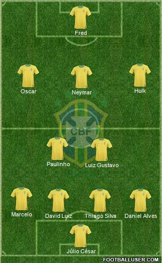 time base brasil competição 2013